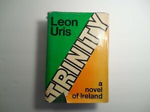 Trinity-by-Leon-Uris-1976-First-Edition-Privately-Printed-Limited-Edition