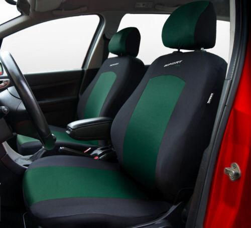 Dacia Lodgy Universal Grün Sitzbezüge Sitzbezug Auto Schonbezüge Schonbezug
