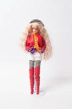 Mattel Barbie Puppe Benetton Fashion Show Shopping