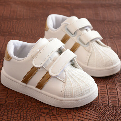 New Kids Girls Boys Shoe Toddler Child Sports Running Trainers School Shoes UK