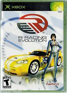 R-Racing-Evolution-Xbox-2003-Factory-Sealed