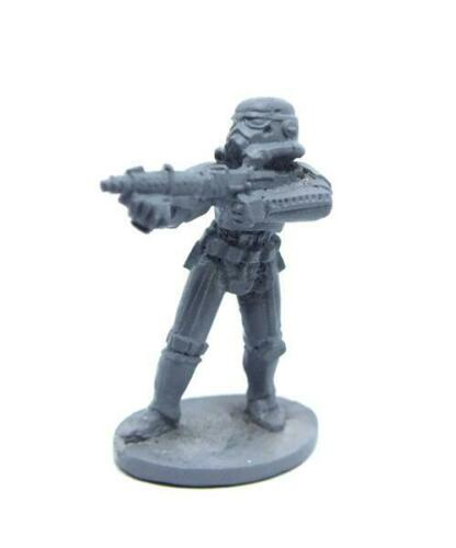 West End Game Stormtrooper 70 SW70 Star Wars 25mm Stormtroopers adv.set