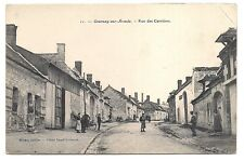 gournay-sur-aronde  rue des carrières