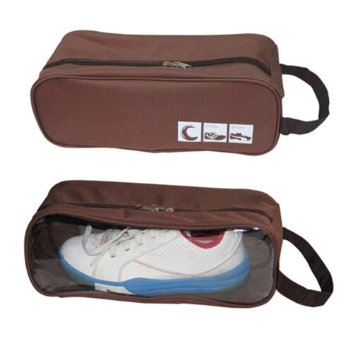 Waterproof`Football Shoe Bag Travel Boot Rugby Sports Gym Carry Storage Case Box