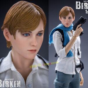 In-Stock 1//6 Scale SWTOYS FS017 Birkin Sherry female full figure Resident Evil 6