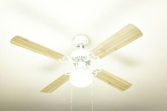 Westinghouse Design Ventilatore a Soffitto Lampada Vegas Bianco 105 cm con interruttore