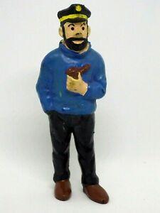 Figurine-vintage-toys-figure-tintin-HERGE-BULLYLAND-capitaine-HADDOCK-8-cm