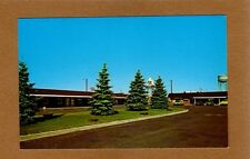 Green Bay,WI Wisconsin,Bay Motel and Restaurant 1/2 mile north of Packer Stadium