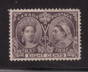 CANADA-1897-MINT-56-8-centS-QUEEN-VICTORIA-JUBILEE-R