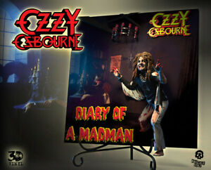 Ozzy-Osbourne-Diary-of-a-Madman-3D-Vinyl-Direct-from-Knucklebonz
