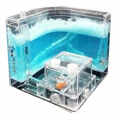 Nava New Advanced Ant Nursery Farm Maze Blue Gel Live Ant Habitat With Feeding S