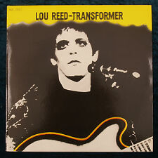 Lou Reed Transformer LP Record Album 1972  Greek Pressing BMG Ariola