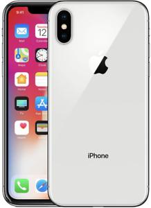 Apple-iPhone-X-64GB-Silber-ohne-Simlock-NEU-OVP-MQAD2ZD-A-EU