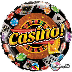 Image Is Loading Casino Las Vegas Roulette Dice Craps Games Birthday