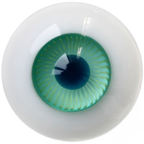 18mm Green Sunshine Glass Eyes For AOD LUTS VOLKS AE BJD Dollfie Doll PF