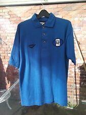 NEW UNWORN BIRMINGHAM CITY FOOTBALL CLUB PONY BLUE POLO SHIRT SIZE S