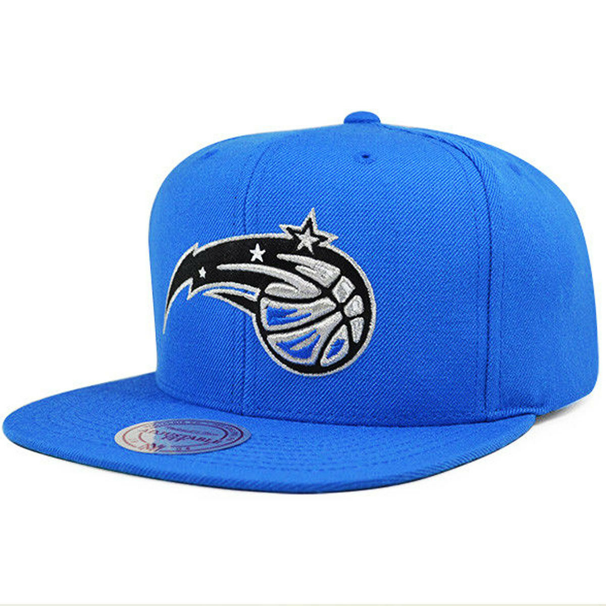 NEW AUTHENTIC MAGIC MITCHELL & NESS ORLANDO MAGIC AUTHENTIC Wool Solid Snapback NL99Z TPC 5MAGIC aea2d3