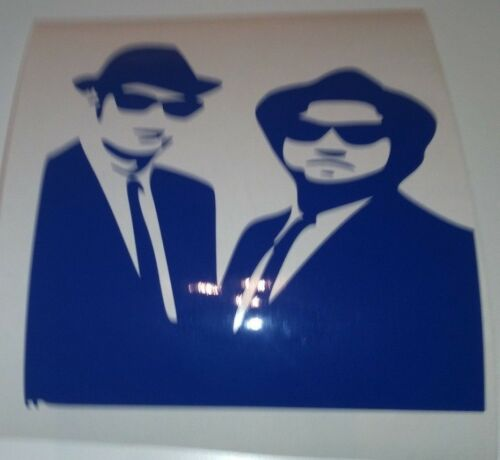bumpers or laptops panels Blues Brothers,Car decal//sticker for windows