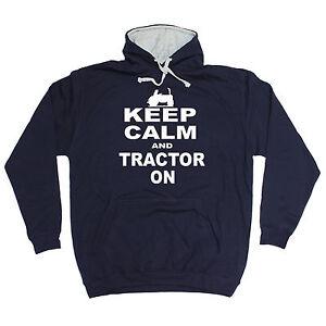 Eat sleep farm men/'s hoody hoodie funny birthday gift farming farmer tractor