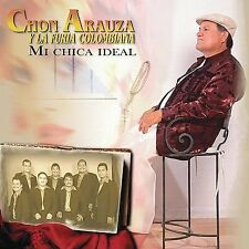 Chon Arauza & Furia Colombiana Mi Chica Ideal CD