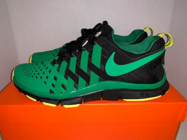 the best attitude efa93 38adc Nike Free Trainer TR 5.0 LE Oregon Ducks Win the Day Size 11 621936 037