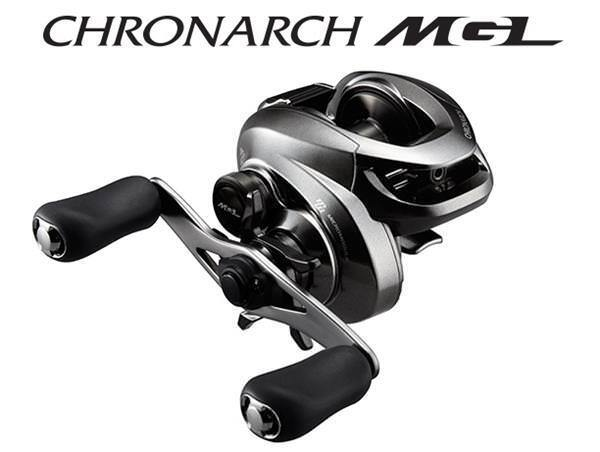 Shiuomoo Chronarch MGL Reel CHMGL150XG Right He 8.1 1 Gear Ratio