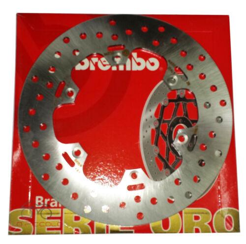 BREMBO DISCO FRENO POSTERIORE SERIE ORO APRILIA PEGASO 650 1991-2000