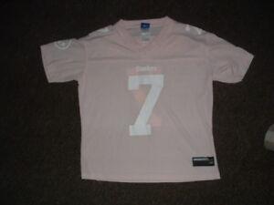 pink ben roethlisberger jersey