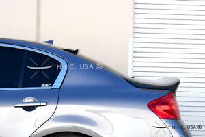 Hic Usa 2009 To 2013 G37 07 To 08 G35 Sedan Rear Window Roof Visor Spoiler New Ebay