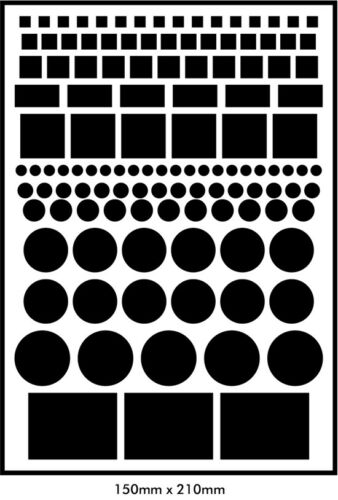 Lumière DEL Couvrir affaiblit considérablement Electronics Vinyle Noir 123 Tailles Assorties Privacy Camera