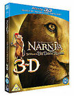 The Chronicles Of Narnia - The Voyage Of The Dawn Treader (3D Blu-ray, 2011)
