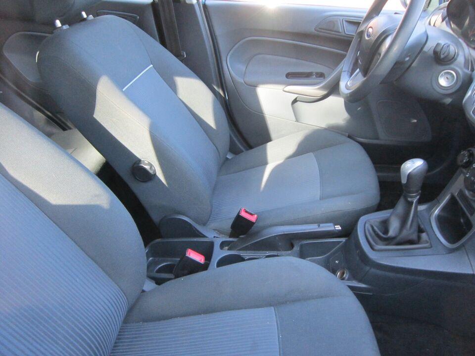 Ford Fiesta 1,4 TDCi 70 Trend Diesel modelår 2010 km 192000