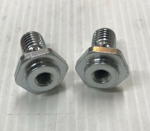 Genuine S/&S Backplate Vent Breather Screw Set For Harley 92-99 Big Twins 17-0347