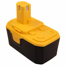 HQRP Battery for Ryobi ONE+ P651K P715 P730 P740 P809 P894 P893 SA1802 P600