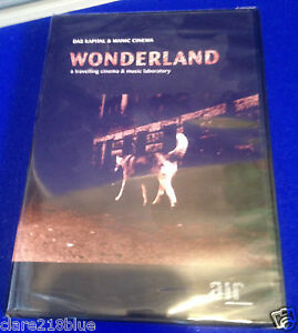 Wonderland-Un-Travelling-Cinema-amp-Musica-laboratory-DVD-NTSC-Dolby-4-3-Air