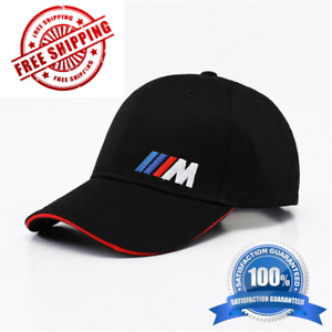 BMW Baseball Cap Embroidery Motorsport Racing Hat Sport Cotton