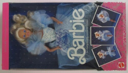 NEW Frills and Fantasy Barbie Doll Special Walmart Limited Edition