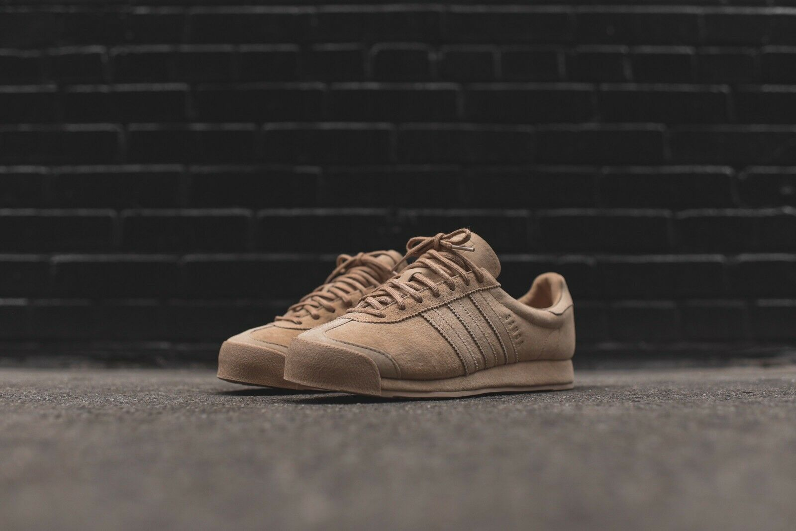 Adidas Originals Samoa Vintage Shoes Pigskin Pack Pale Nude Sz 11.5 B27736 The most popular shoes for men and women