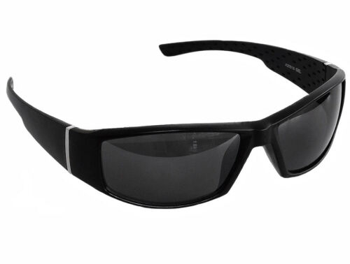 Sonnenbrille Gangster Style Black Schwarz Motorradbrille Sportliche Brille M 30