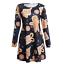 Plus-Size-Womens-Christmas-Mini-Swing-Dress-Xmas-Party-Long-Tops-T-Shirt-AU-5XL thumbnail 15