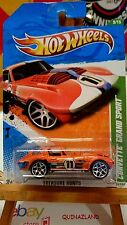 Hot Wheels Treasure Hunt Corvette Grand Sport 2011-059 (9993)