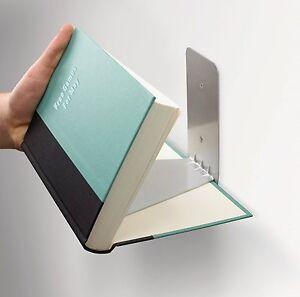 Mensole porta libri a scomparsa totale da parete arredo - Porta libri montessori ...