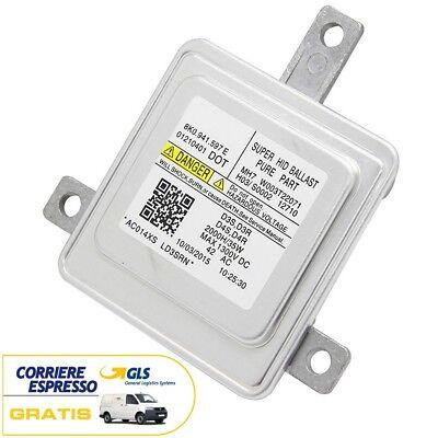 Ballast 8K0941597E Dispositivo di controllo per fari allo xeno