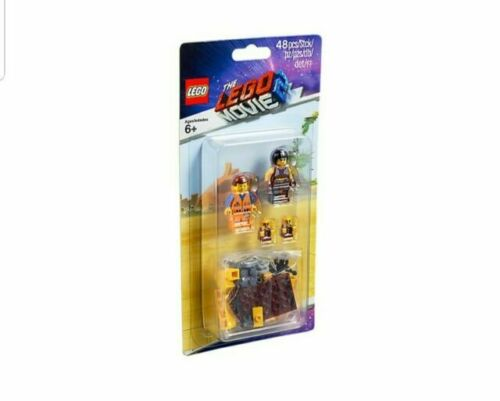 NEW THE LEGO MOVIE 2 LUCY Apocalypseburg and CAR FORT minifigures lot set 853865