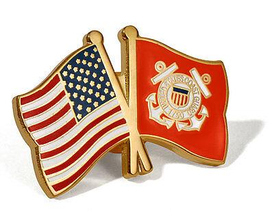 United States of America / U.S. Coast Guard  - USA/USCG Lapel Pin
