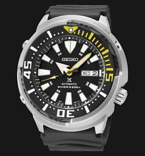NEW SEIKO PROSPEX AUTOMATIC SHROUDED MONSTER BABY TUNA 200M DIVER'S SRP639K1