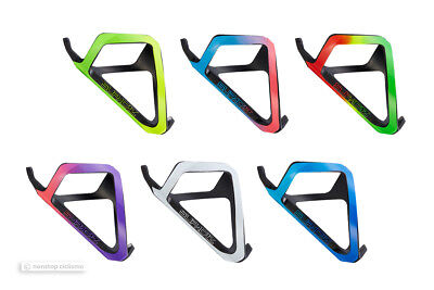 NEON PURPLE Supacaz TRON CAGE POLY Bicycle Water Bottle Cage