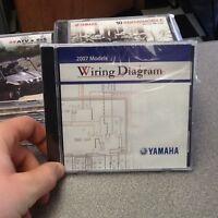 2007 Yamaha Wiring Diagrams