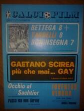 RARE Programme Juventus Italy - Shakhtar Donetsk USSR Ukraine 1976 UEFA CUP