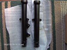Harley fork legs-sliders-fxr-fx-sportster-fit 88-99, 39mm, single disc -BLACK